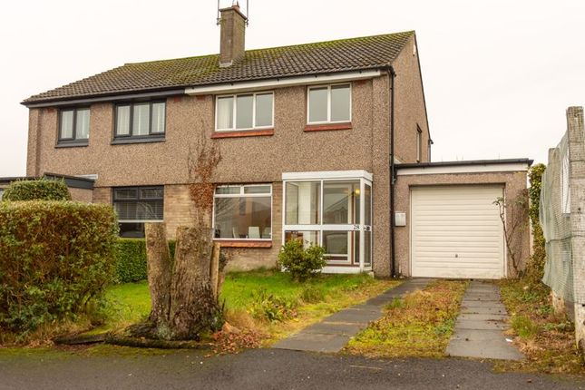 Thumbnail Semi-detached house for sale in Hamilton Crescent, Bishopton