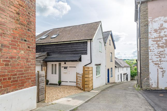 Thumbnail End terrace house for sale in The Store House, Russell Street, Knighton