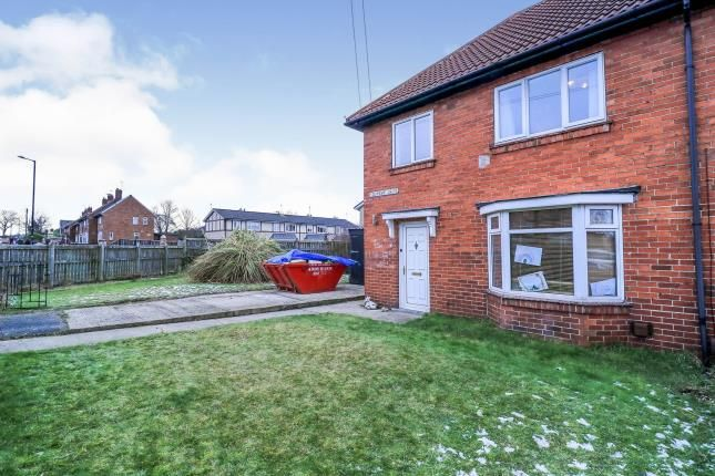 Thumbnail Semi-detached house for sale in Stanhope Drive, Harrogate, North Yorkshire