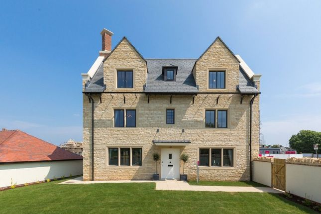 Thumbnail End terrace house for sale in Home 6, Duchy Field, Station Road, Bletchingdon, Oxfordshire