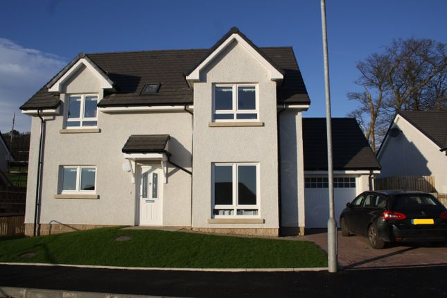 Thumbnail Detached house for sale in Eastlands Park, Rothesay, Isle Of Bute