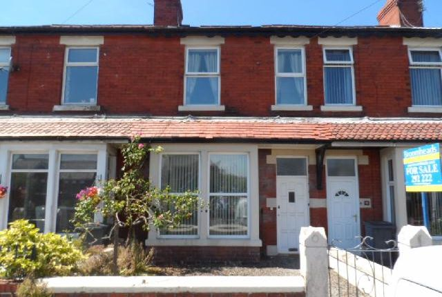 Terraced house for sale in Eccleston Road, Blackpool