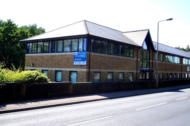 Office to let in Cardiff Road, Pontypridd
