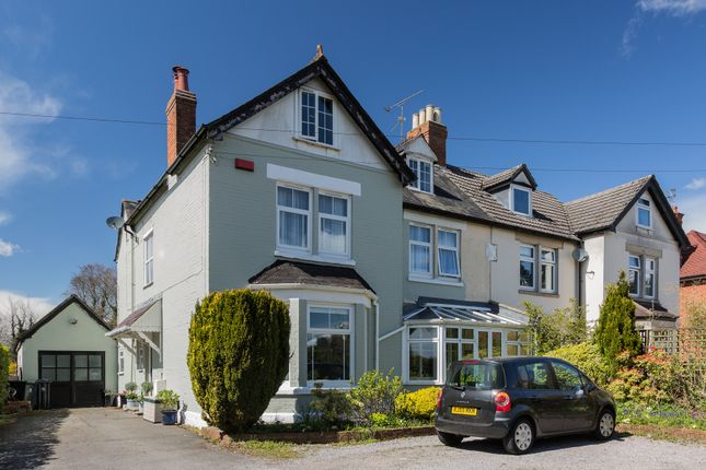 Thumbnail Semi-detached house for sale in 5 Ivy Cross, Shaftesbury, Dorset