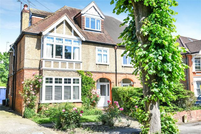 Thumbnail Flat for sale in Murray Road, Northwood, Middlesex