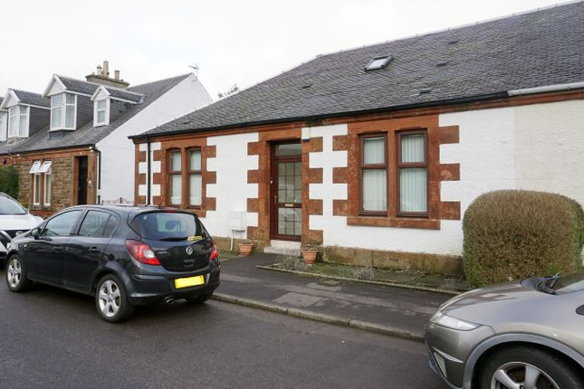 Thumbnail Bungalow for sale in West Edith Street, Darvel, Ayrshire
