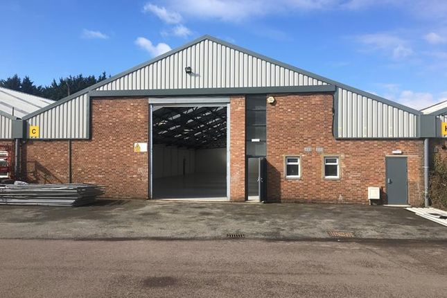 Thumbnail Warehouse To Let In Unit C The Paddocks Business Centre Cherry Hinton Road