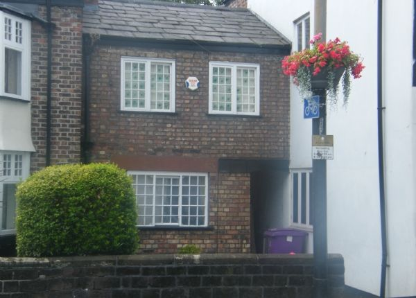 Thumbnail Terraced house to rent in Gateacre Brow, Gateacre, Liverpool