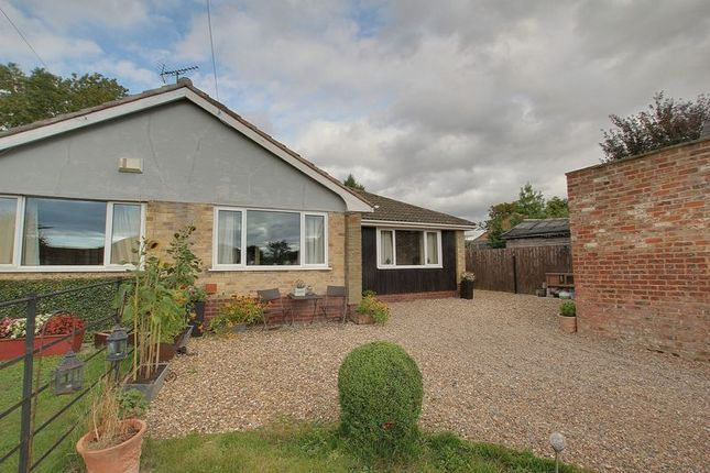 Thumbnail Bungalow to rent in Front Street, Lockington, Driffield