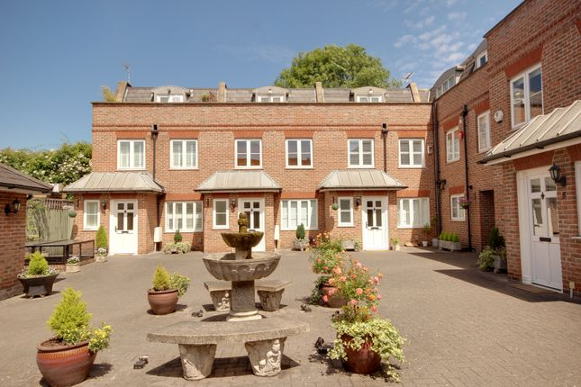 Thumbnail Mews house for sale in Old Dairy Square, Winchmore Hill