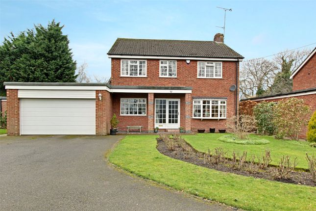 Thumbnail Detached house for sale in Mansfield Court, Newland Park, Hull, East Yorkshire