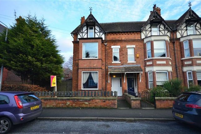 Thumbnail End terrace house for sale in Clifton Gardens, Goole