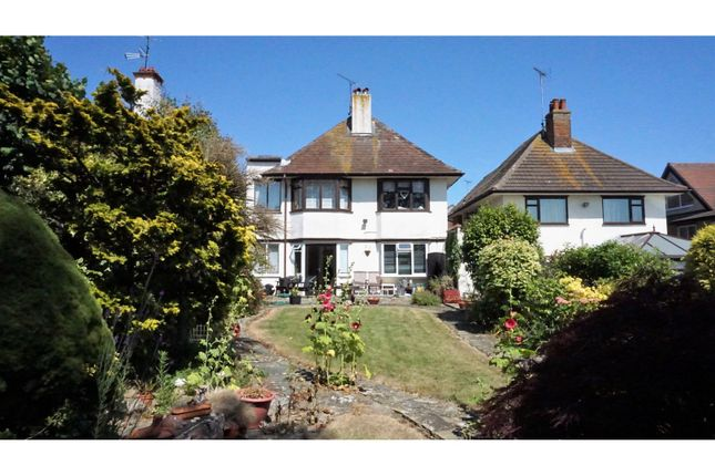 Thumbnail Detached house for sale in Seafield Road, Dovercourt, Harwich