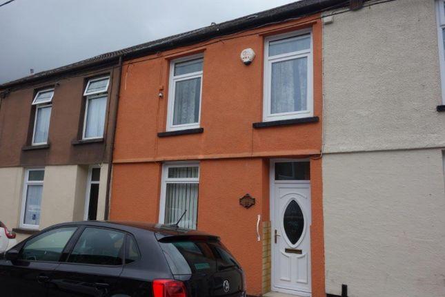 Thumbnail Terraced house to rent in Volunteer Street, Pentre