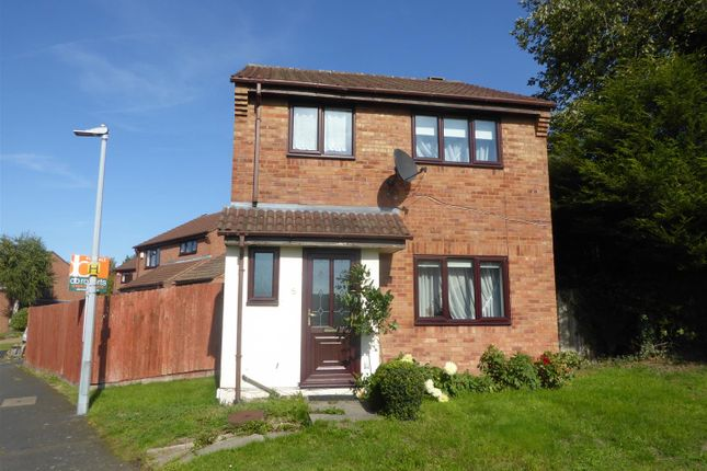 Thumbnail Detached house for sale in Hutchinson Way, Ketley, Telford