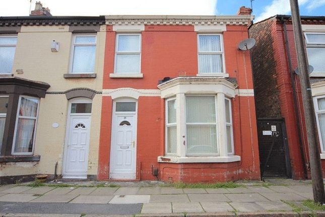 Thumbnail Terraced house for sale in Cretan Road, Wavertee, Liverpool