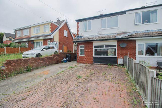 Thumbnail Semi-detached house for sale in Hafan Deg, Holywell