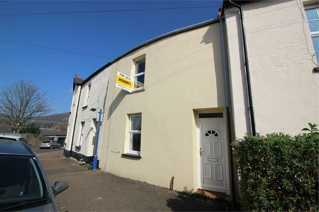 Thumbnail Terraced house for sale in Princes Street, Abergavenny, Monmouthshire