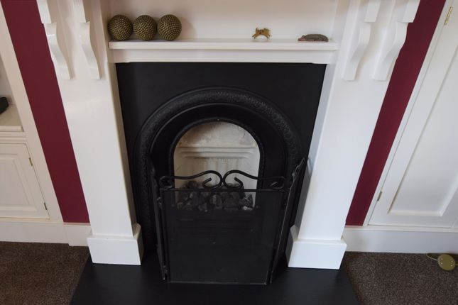 Fireplace of Warrior Square, Eastbourne BN22