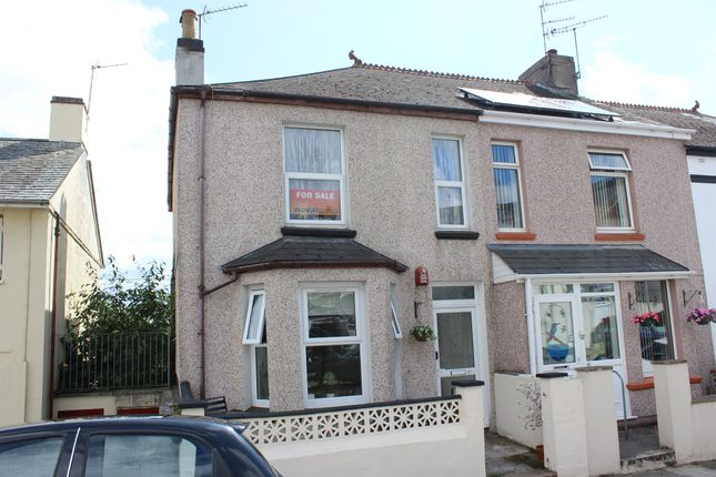 Thumbnail Flat for sale in Evelyn Street, Plymouth