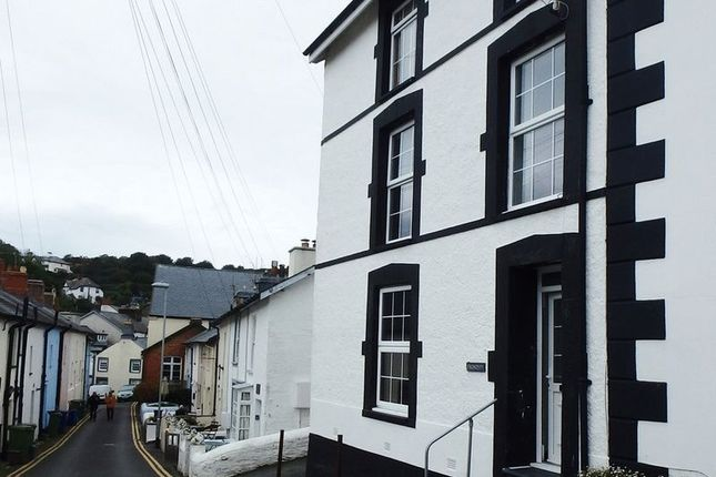 Thumbnail Flat to rent in Church Street, Aberdovey