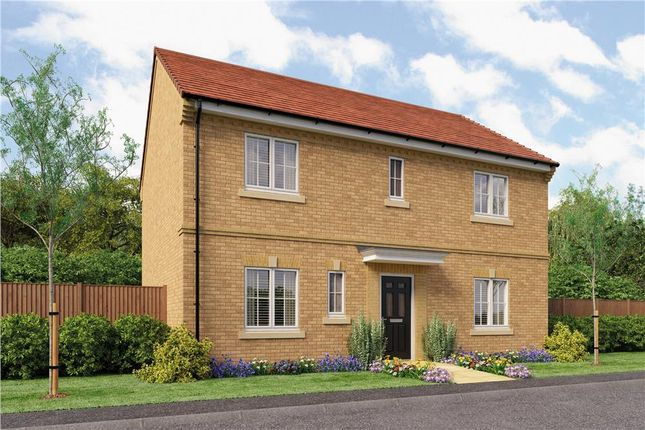 "Thumbnail Detached house for sale in ""The Stevenson B"" at Backworth, Newcastle Upon Tyne"