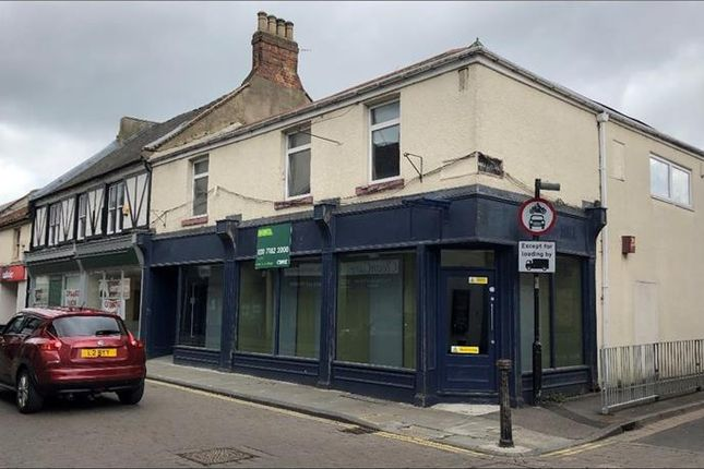 Thumbnail Retail premises for sale in 59-61 Skinnergate, Darlington, County Durham