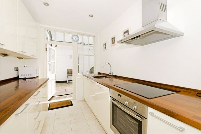 Thumbnail Flat for sale in Broad Court, Covent Garden, London