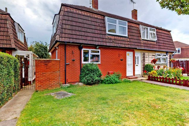 Thumbnail Semi-detached house for sale in Shelley Road, Cheltenham