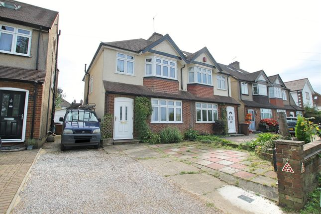 Thumbnail Semi-detached house for sale in Coldharbour Lane, Bushey