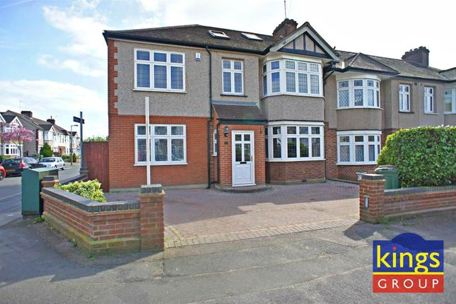 Thumbnail End terrace house for sale in Richmond Road, London