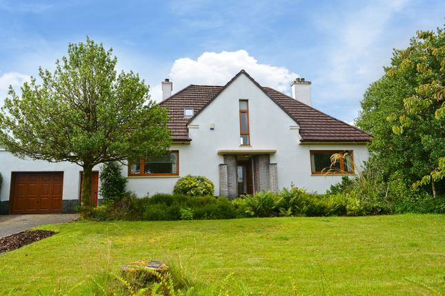 Thumbnail Detached house for sale in 39 Woodland Avenue, Paisley