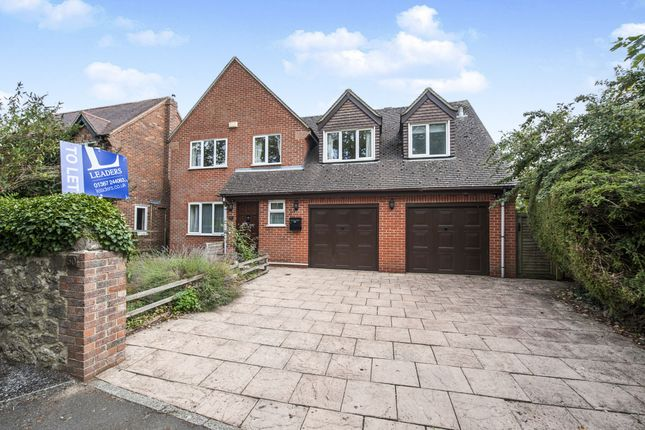 Thumbnail Detached house to rent in Star Lane, Watchfield, Swindon
