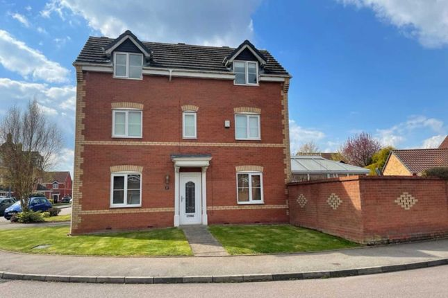 Thumbnail Detached house to rent in Scarecrow Lane, Sutton Coldfield