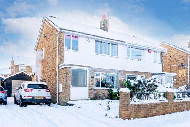 3 bed semi-detached house for sale in Peel Street, Morley, Leeds LS27