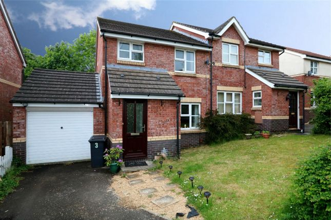 Thumbnail Semi-detached house to rent in Armstrong Close, Thornbury, Bristol