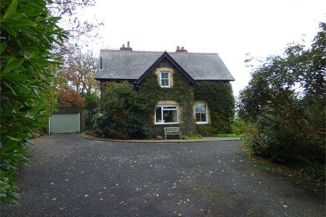 Thumbnail Detached house for sale in Llanegryn, Tywyn