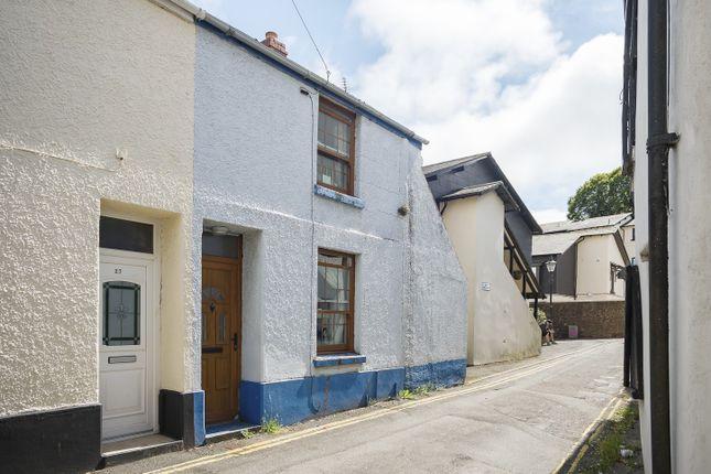 Thumbnail End terrace house for sale in Princes Street, Paignton