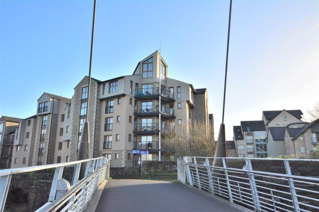 Thumbnail Flat for sale in Waterside, Lancaster