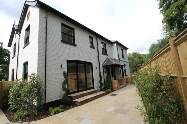 Thumbnail Semi-detached house for sale in Scotts Grove Road, Chobham, Woking, Surrey