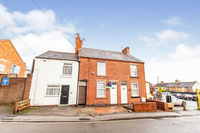 Thumbnail Terraced house to rent in Wellington Street, Ripley