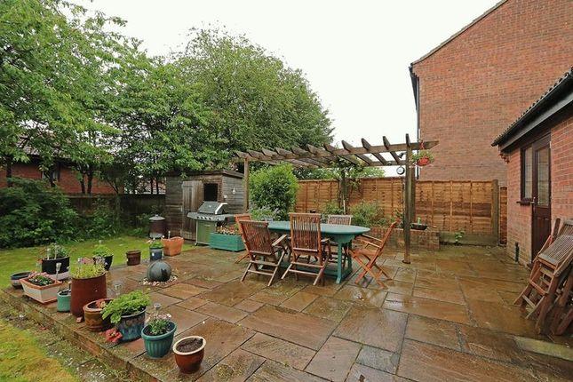 Garden of Hatchlands, Great Holm, Milton Keynes MK8