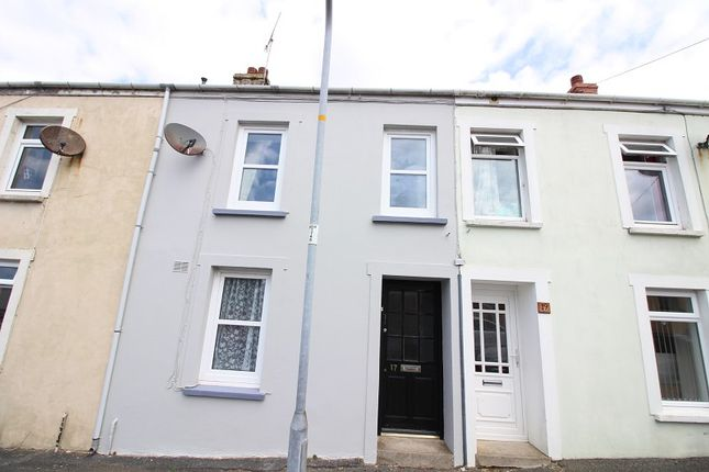 Thumbnail Terraced house to rent in Robert Street, Milford Haven