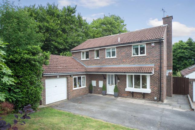 Thumbnail Detached house for sale in Royce Close, Dunstable