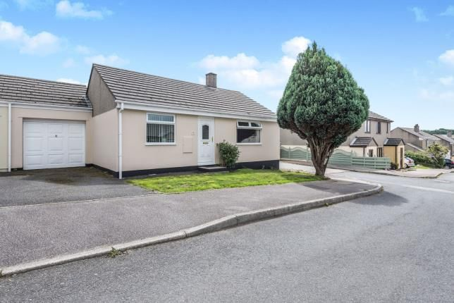 Thumbnail Bungalow for sale in Praze, Camborne, Cornwall