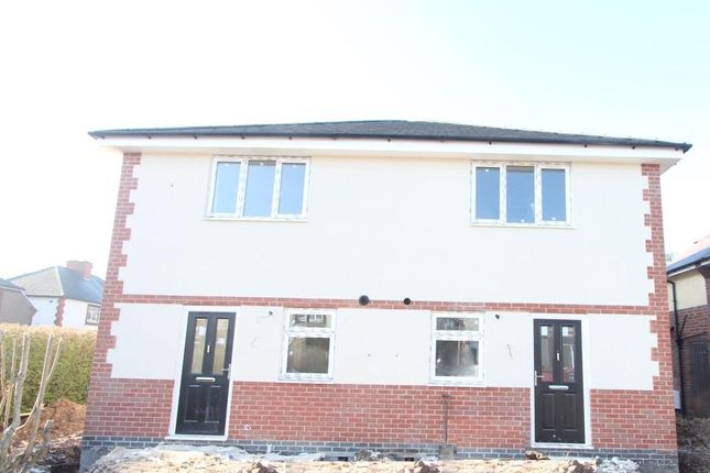Thumbnail Semi-detached house for sale in Elwell Avenue, Barwell, Leicester