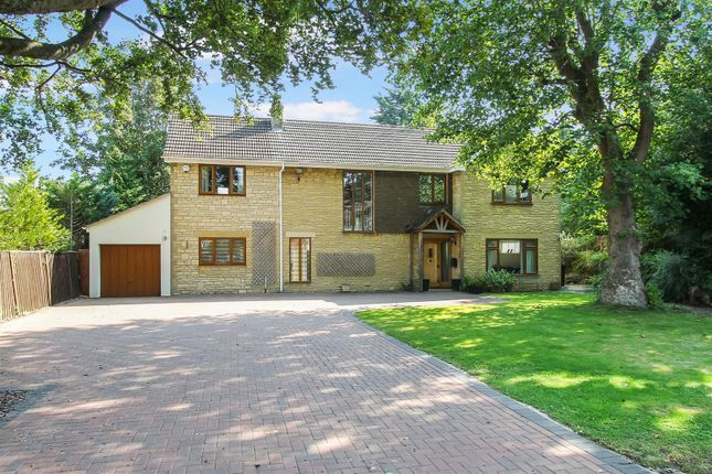 Thumbnail Detached house for sale in Sandy Lane, Charlton Kings, Cheltenham