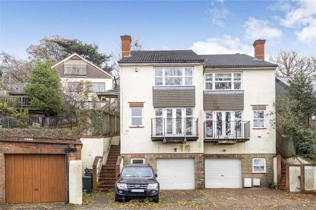 Thumbnail Town house for sale in Highland Road, Bromley, Kent