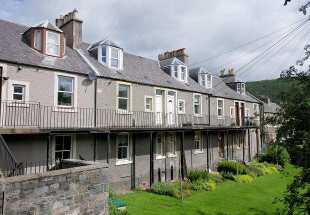 Thumbnail Cottage to rent in Bridgehouse Terrace, Peebles