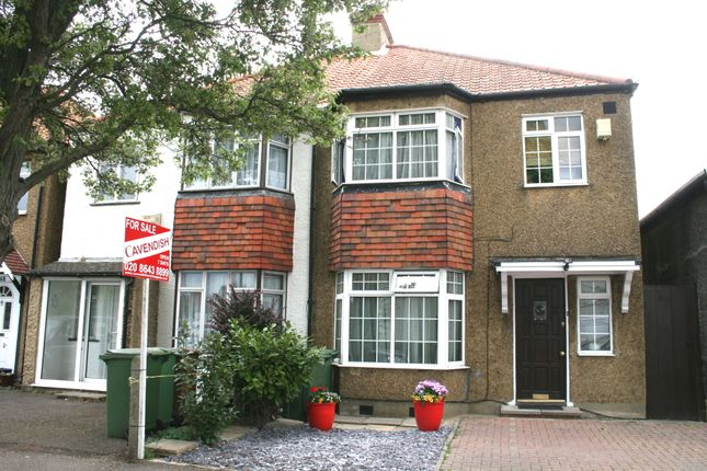 Thumbnail Semi-detached house for sale in Sunningdale, Cheam